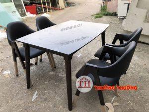 bộ bàn ghế chữ A