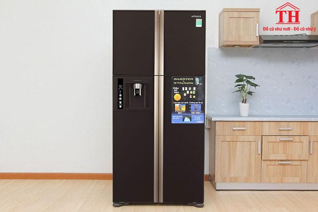 Mua tủ lạnh cũ giá rẻ tại Hà Nội - Cẩn thận bị lừa bởi vẻ bề ngoài của tủ