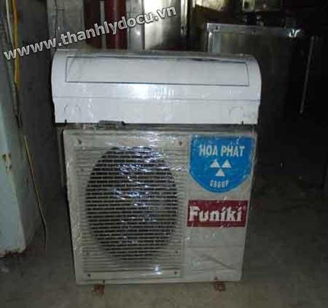 Mẫu điều hoà Funiki 12000 btu cũ
