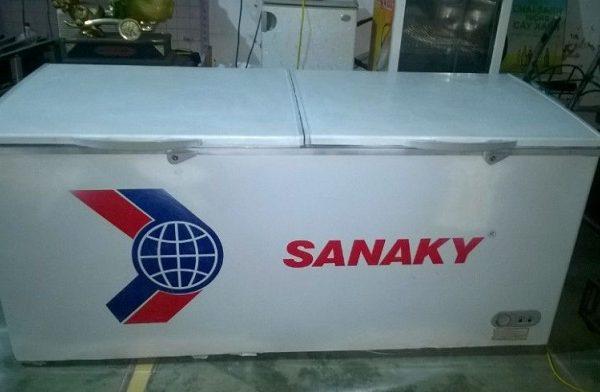 Thanh lý tủ đông sanaky 1000l - 1 ngăn đông