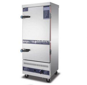 Tủ nấu cơm điện 12 khay gas