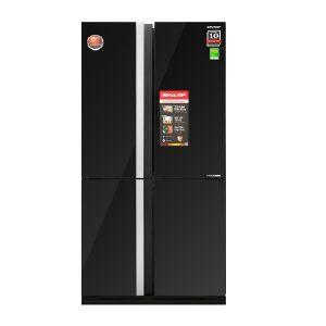 Thanh lý Tủ lạnh Sharp 605 lít TT06-FX688VG mới 2020