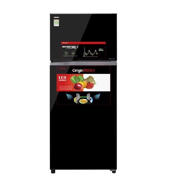 Thanh lý Tủ lạnh Toshiba 409 lít TT07-AG46VPDZ XK1 mới