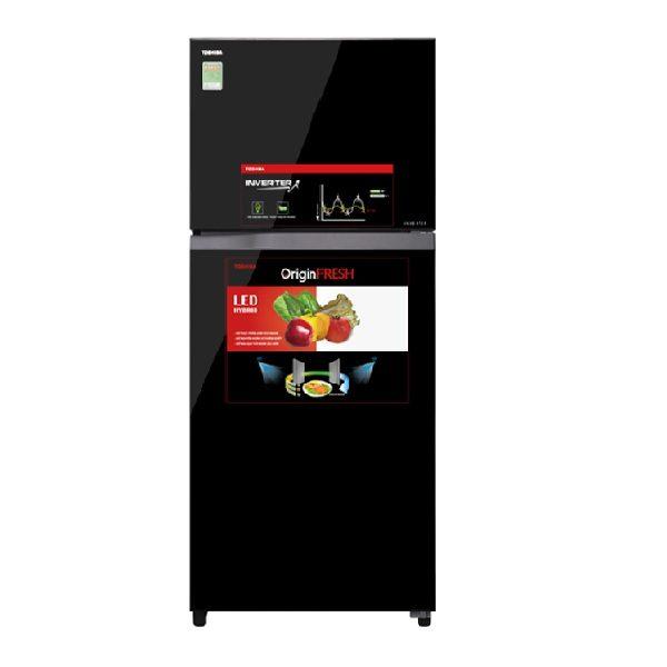 Thanh lý Tủ lạnh Toshiba359 lít TT08-AG41VPDZ XK1 mới