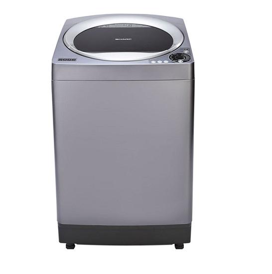 Máy giặt Sharp 10.2kg ES-U102HV-S mới