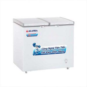Tủ đông mát Alaska 500 lít BCD-5068N mới
