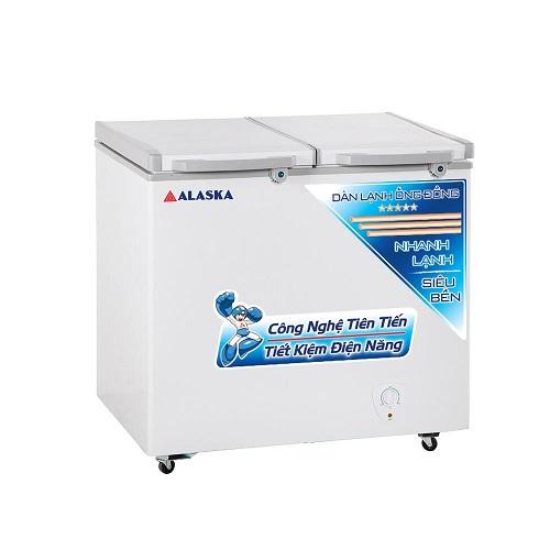 Tủ đông mát Alaska FCA-3600C mới