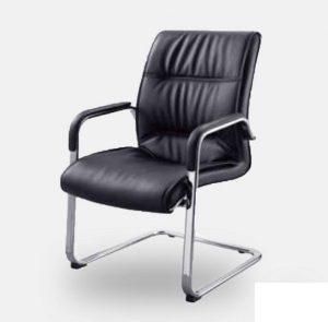 ghế chân quỳ lưng da TH01