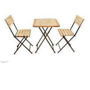 Bộ bàn ghế Patio TT15